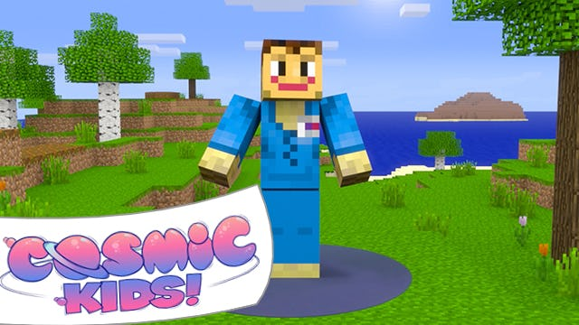 Minecraft | A Cosmic Kids yoga adventure!