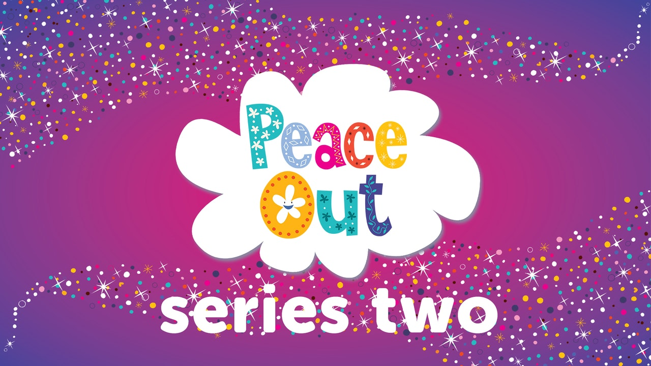 Peace Out Guided Relaxations | Series 2