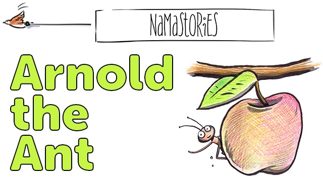 Arnold the Ant (Namastories)