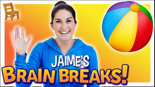Sit and Stretch | Jaime's Brain Break...