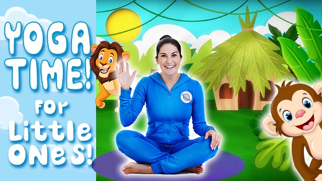 Yoga Time! | Jungle Safari