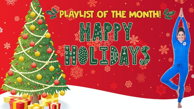 Playlist Of The Month: Happy Holidays! 🎄