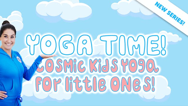 Yoga Time! | Yoga for little ones
