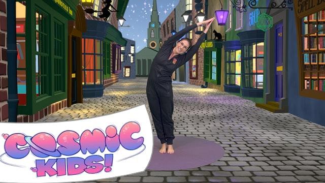 Harry Potter | A Cosmic Kids yoga adv...