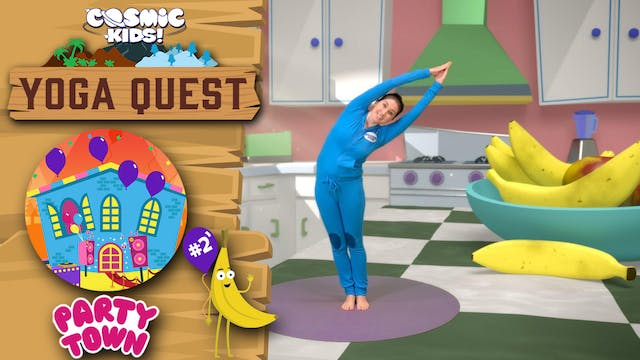 Betsy The Banana | A Cosmic Kids Yoga...