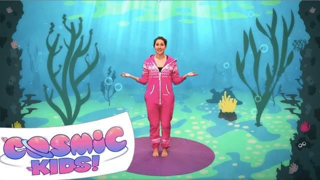 Squish the Fish | A Cosmic Kids Yoga Adventure!