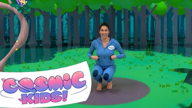 Dodgson the Dodo | A Cosmic Kids Yoga...