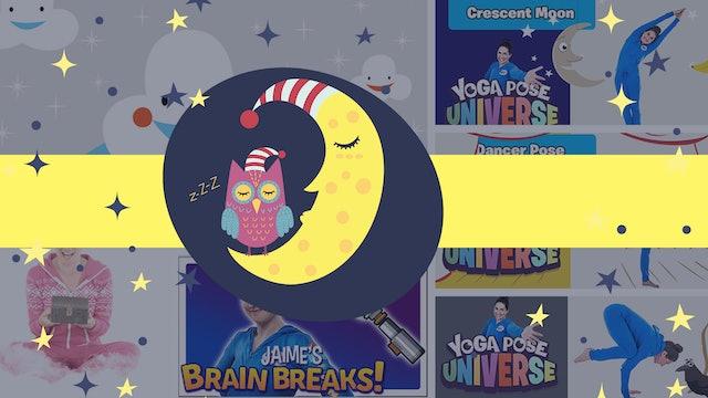 Cosmic Kids Evening Compilation (23 mins)