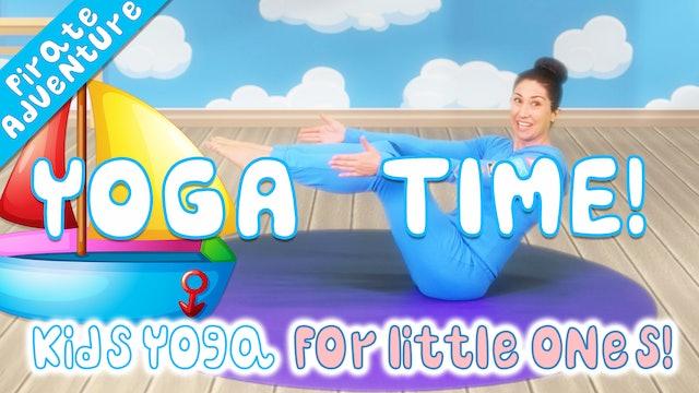 Yoga Time! | Pirate Adventure