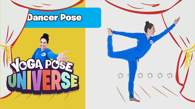 Dancer Pose | Yoga Pose Universe