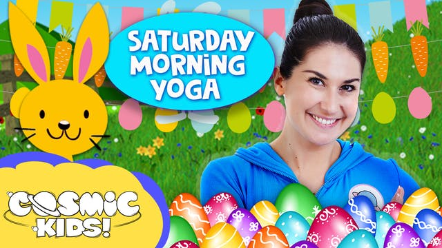 SATURDAY MORNING YOGA! | Peter Cotton...