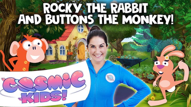 Rocky the Rabbit (app exclusive) | A ...