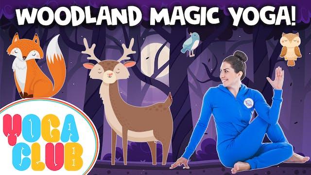 YOGA CLUB! Week 42 - Woodland Magic 🦊