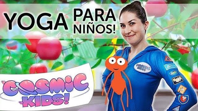 Arnold la Hormiga | ¡Una aventura de Cosmic Kids Yoga! 🐜