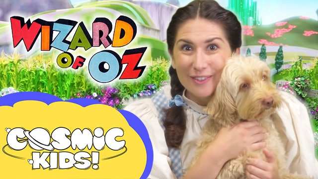 Saturday Morning Yoga! | The Wizard of Oz