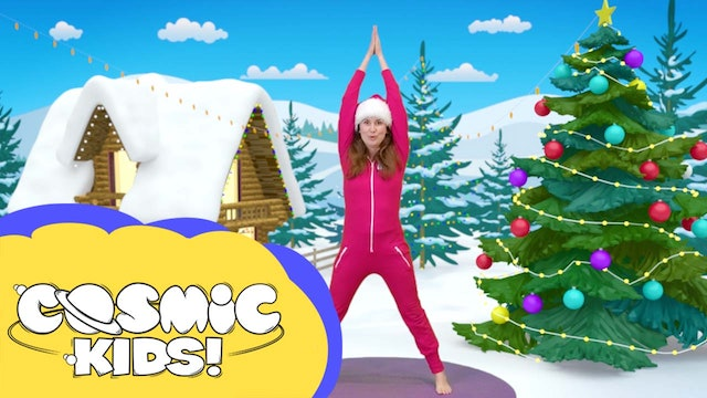 Saturday Morning Yoga | Christmas Special
