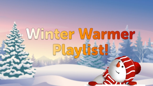 Winter Warmer Playlist