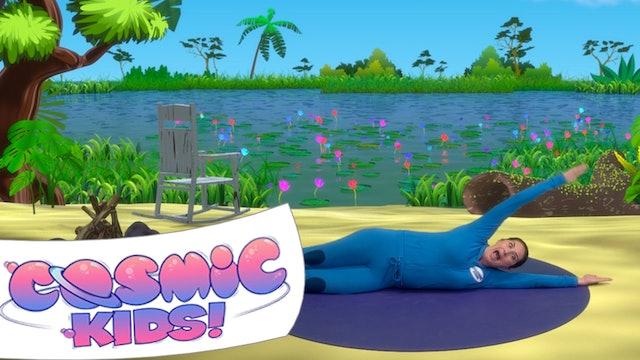 Colonel Crockles the Crocodile | A Cosmic Kids Yoga Adventure!