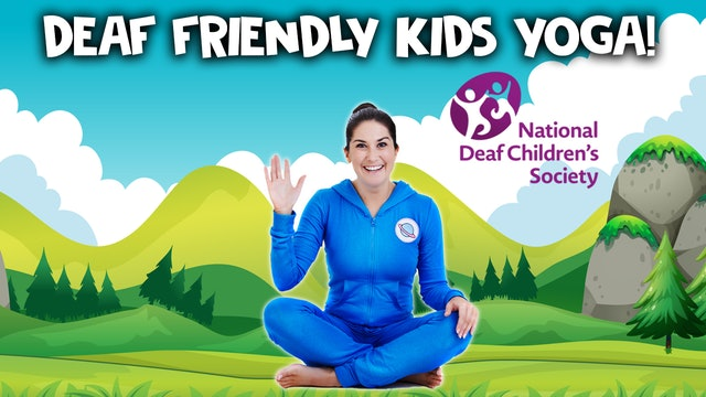 Deaf Friendly Yoga (BSL)
