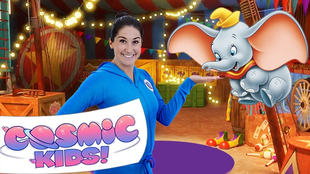 Dumbo | A Cosmic Kids Yoga Adventure