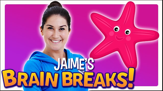 Jaime's Brain Breaks | 11. Deep Sea Core Strength