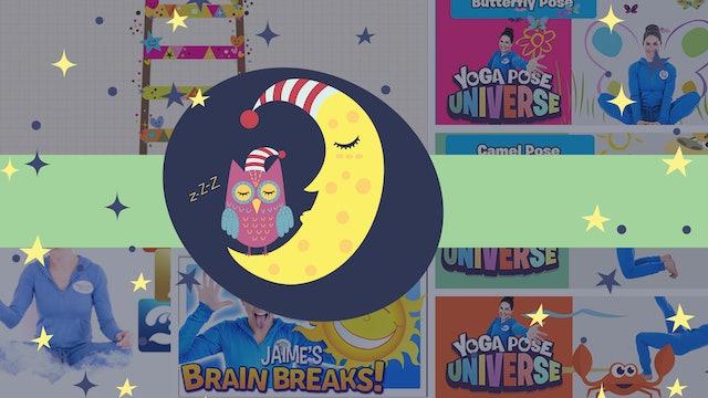 Cosmic Kids Evening Compilation 3 (26 minutes)