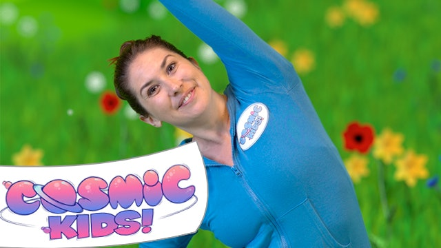 Peter Cottontail and the Tickly Monkeys   A Cosmic Kids Yoga Adventure!