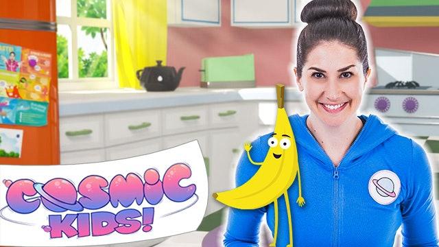 Betsy The Banana | A Cosmic Kids Yoga Adventure!