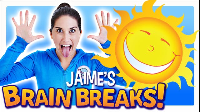 Jaime's Brain Breaks | 5. Hello Sun Fun