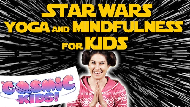 Star Wars Yoga and Mindfulness for Ki...