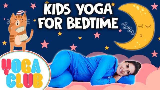 YOGA CLUB! Week 38 - Kids Yoga For Be...