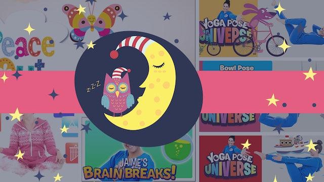 Cosmic Kids Evening Compilation 2 (23 mins)
