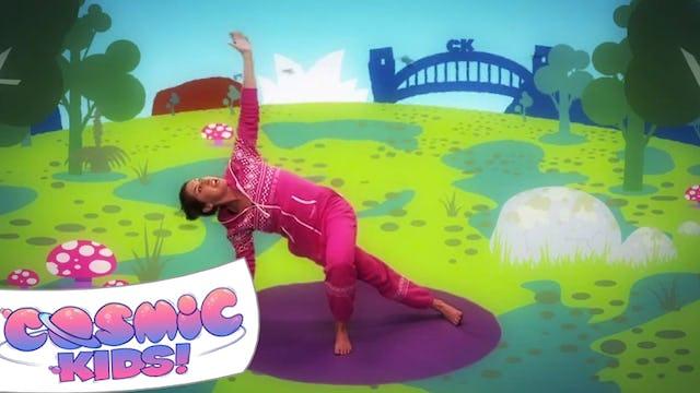 Kickapoo The Kangaroo | A Cosmic Kids yoga adventure!