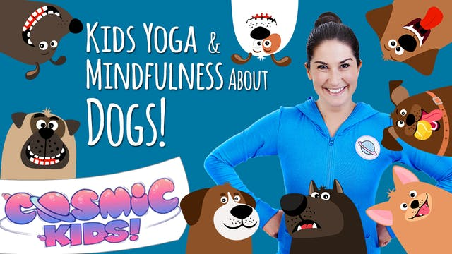 Kids Yoga and Mindfulness all about D...