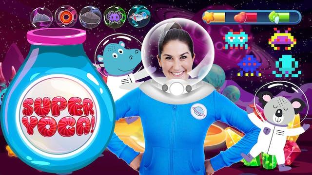 Space 👾 | Super Yoga (app exclusive)