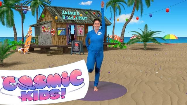 Calypso the Flamingo | A Cosmic Kids Yoga Adventure!