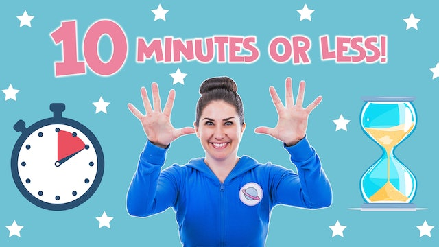 10 Minutes Or Less! ⏱