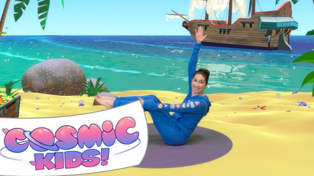 Popcorn and the Pirates | A Cosmic Kids Yoga Adventure!