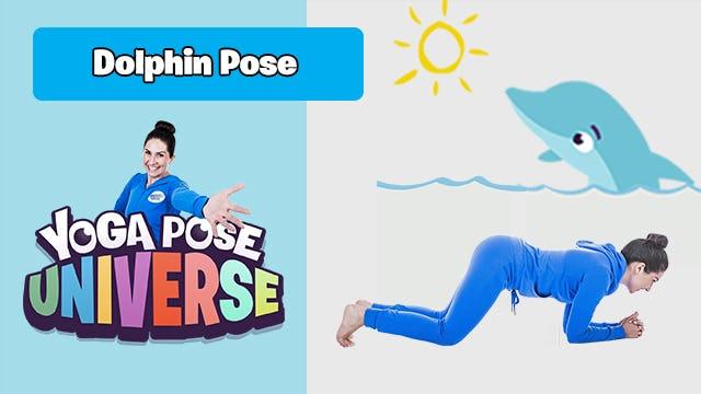 Dolphin Pose | Yoga Pose Universe