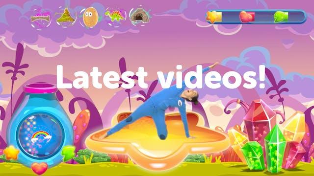Latest videos!