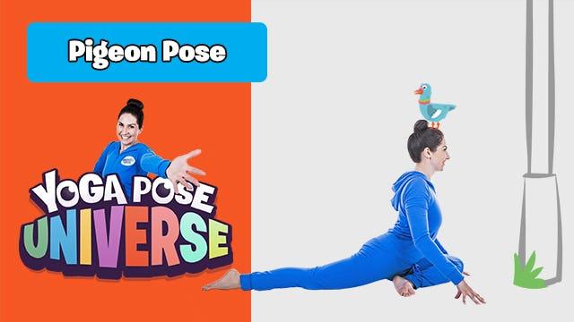 Pigeon Pose | Yoga Pose Universe