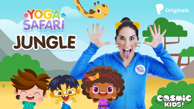 Yoga Safari | 5. Jungle