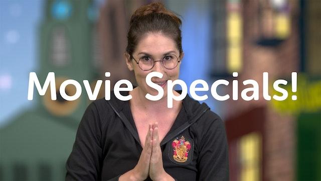 PLAYLIST | Movie Specials!