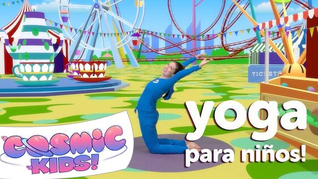 Pedro el Pingüino va a la feria | Una aventura de Cosmic Kids Yoga!