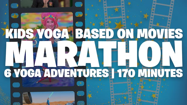 Cosmic Kids Yoga Movie Marathon