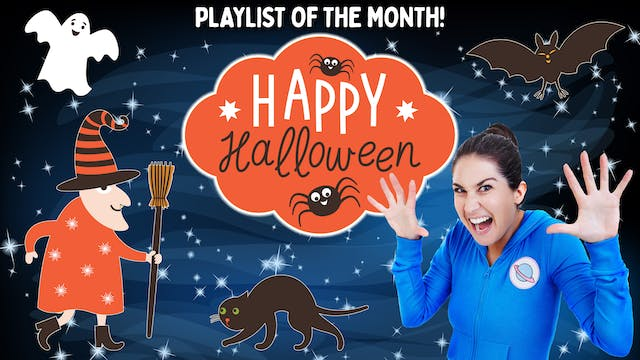 Playlist Of The Month: Happy Halloween! 🎃
