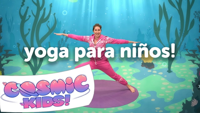 El Pez Squish | Una aventura de Cosmic Kids Yoga!