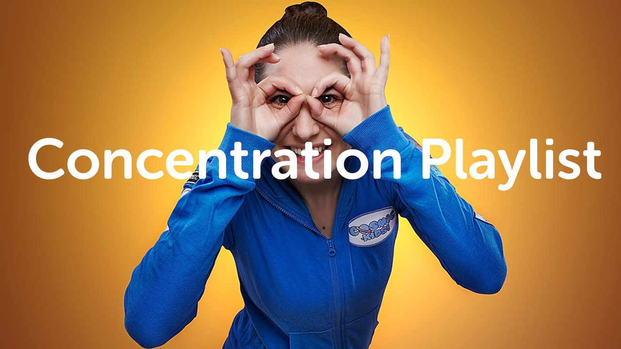 PLAYLIST | Concentration Playlist!