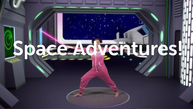 PLAYLIST | Space Adventures!
