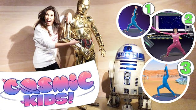 Jaime's Yoga Mix | Star Wars